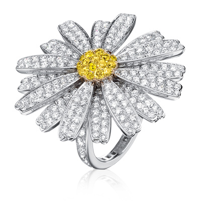 Daisy Love Ring - Daisy Love - Tabbah Jewelry