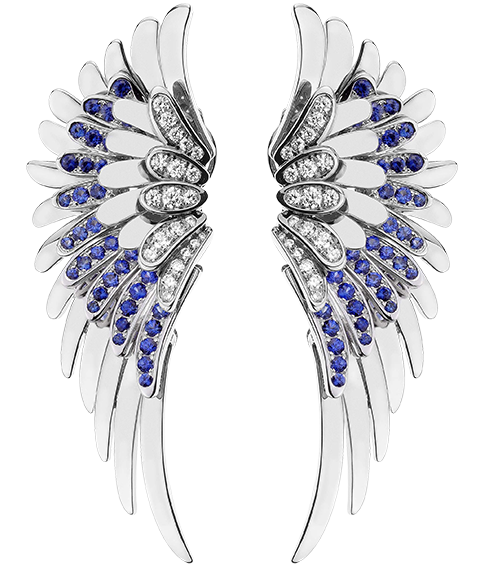 Angel earrings - Angel - Tabbah jewelry