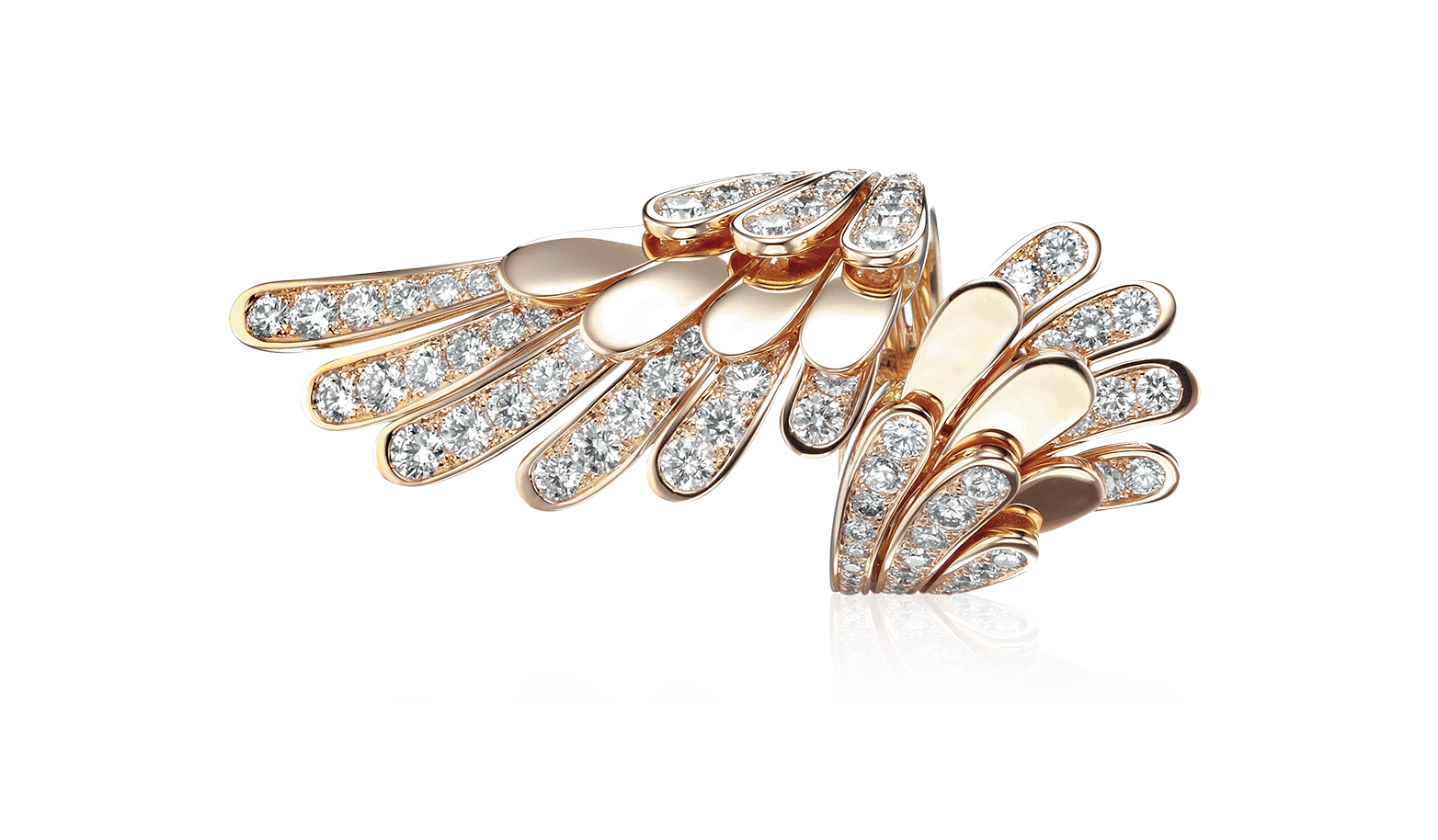 Gold Angel ring - Angel - Tabbah Jewelry